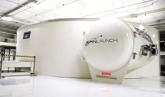Компания SpinLaunch планирует запускать ракеты в космос с помощью гигантской центрифуги