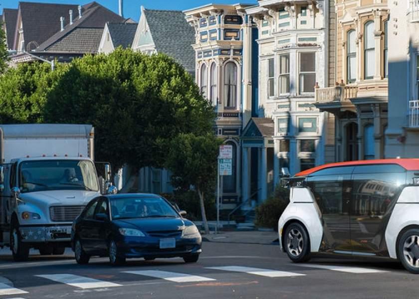 Cruise разрабатывает автономный автомобиль без руля и педалей