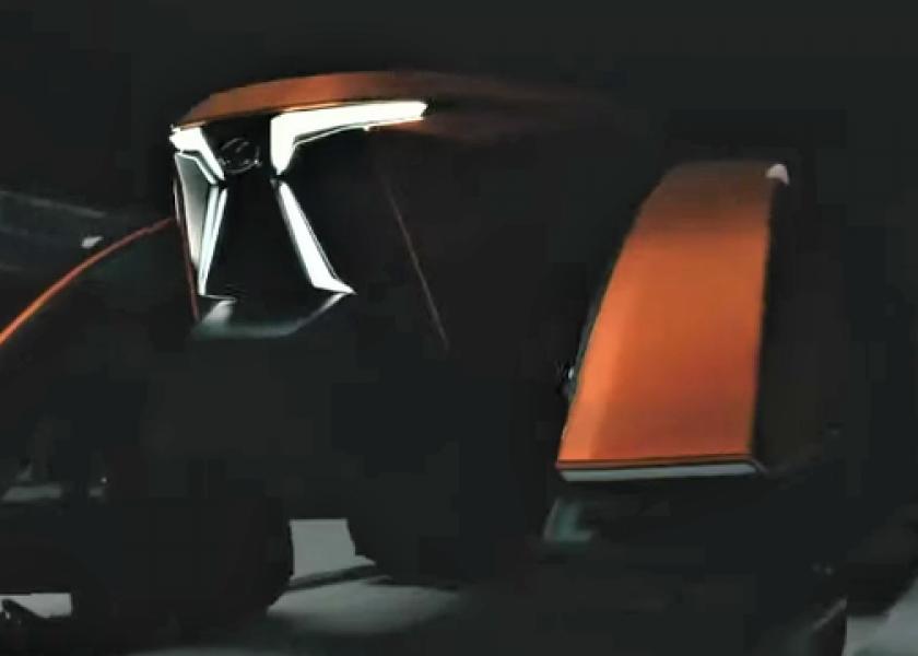 Kubota: беспилотный трактор будущего?