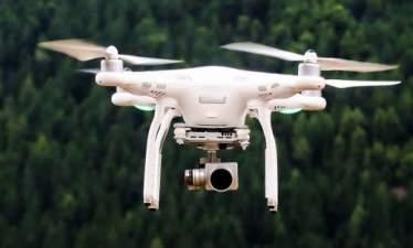 Сети дронов смогут предупреждать о грядущих природных катаклизмах