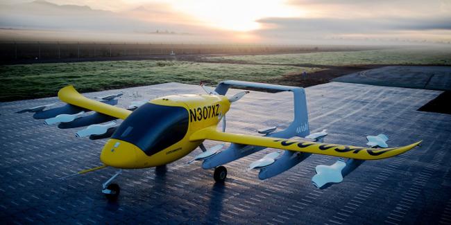 Компания Wisk начнет испытания автономного аэротакси в Новой Зеландии