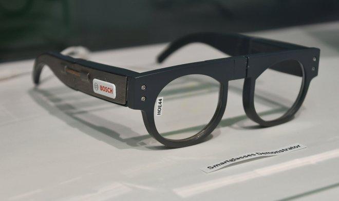 Умные очки Bosch нарисуют лазерное изображение прямо внутри человеческого глаза