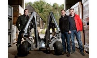 Группы небольших роботов - будущее агропрома?