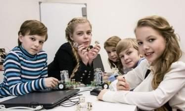 Российские роботы ROBBO получили грант Евросоюза на полмиллиона евро
