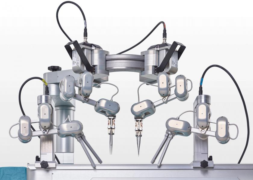 Робот-ассистированный комплекс Musa - будущее супермикрохирургии?