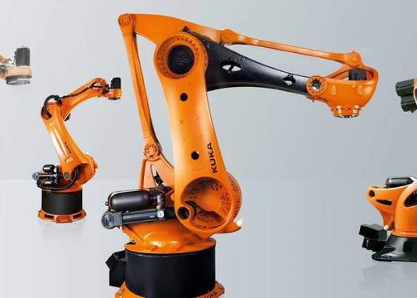 Техносерв и KUKA представили решения в области промышленной роботизации