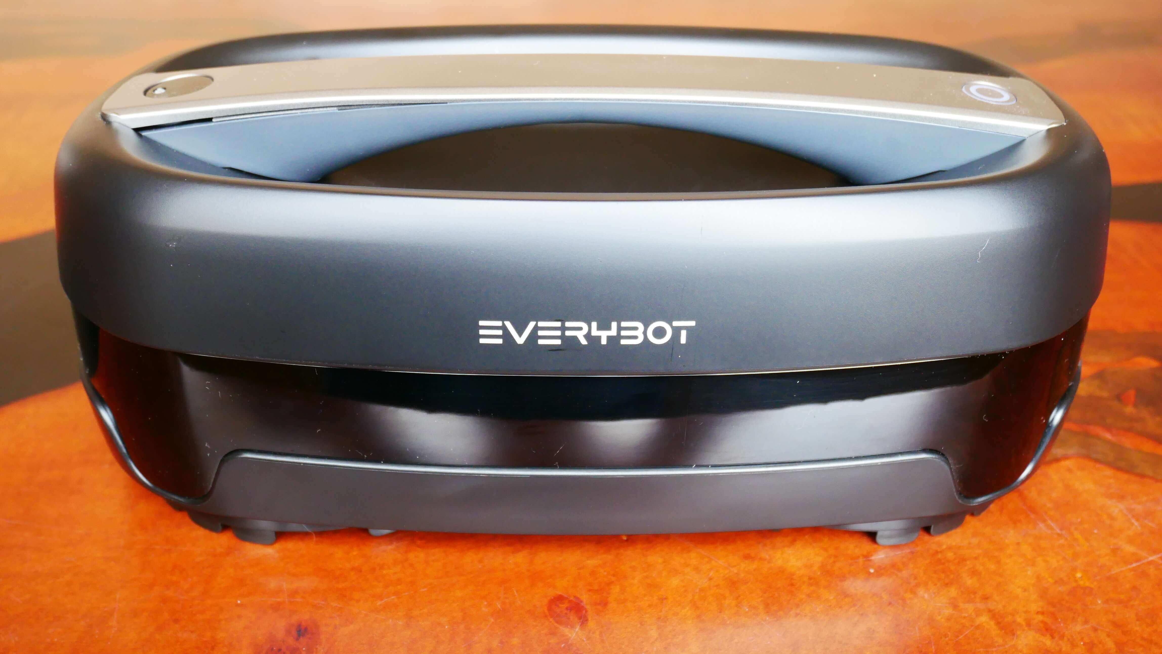 Everybot Edge: робот-полотер, которым можно мыть и окна