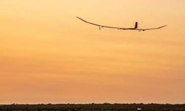 Британский атмосферный псевдоспутник PHASA-35 совершил первый полет